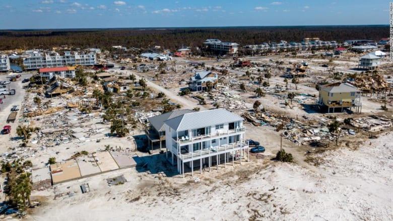هذا المنزل صمد أمام إعصار تاريخي..كيف ذلك؟