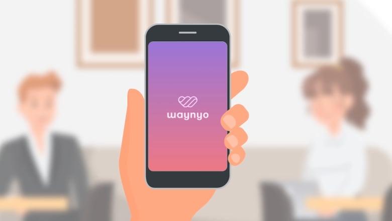 """كيف سينافس تطبيق """"Waynyo"""" العربي عمالقة التواصل الاجتماعي؟"""