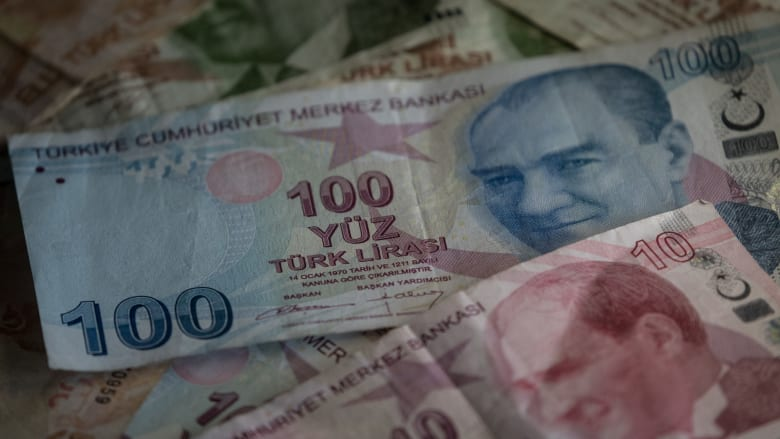 أبرز المحطات في تاريخ تغير قيمة الليرة التركية