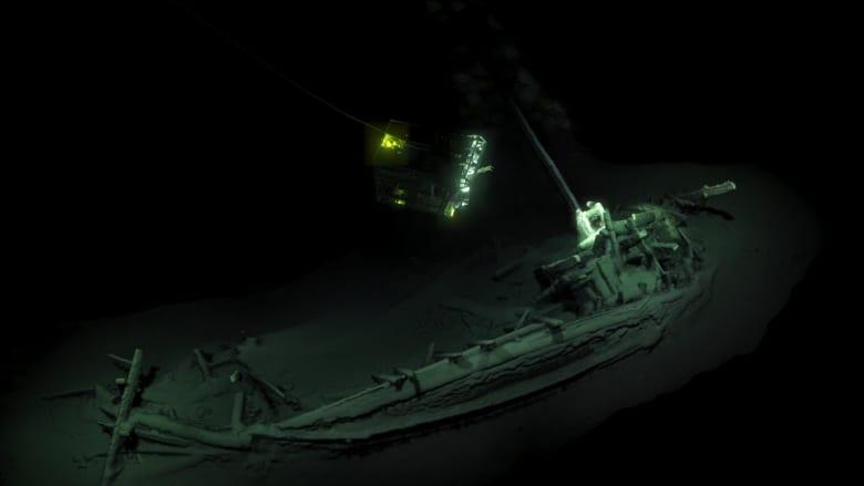 هذا هو حطام أقدم سفينة سليمة في العالم.. كم يبلغ عمره؟