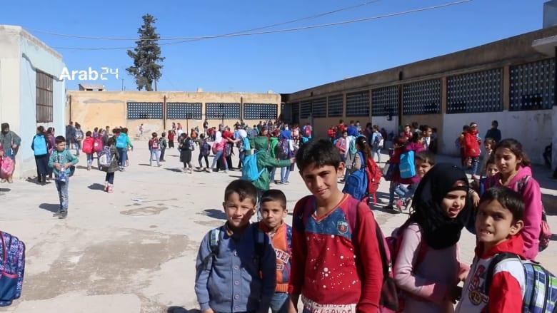 مشاكل حلب التعليمية.. دمار المدارس ونقص المستلزمات