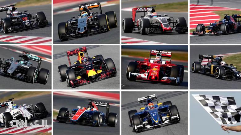 من هم السائقون الأكثر تتويجا بلقب الفورمولا 1؟