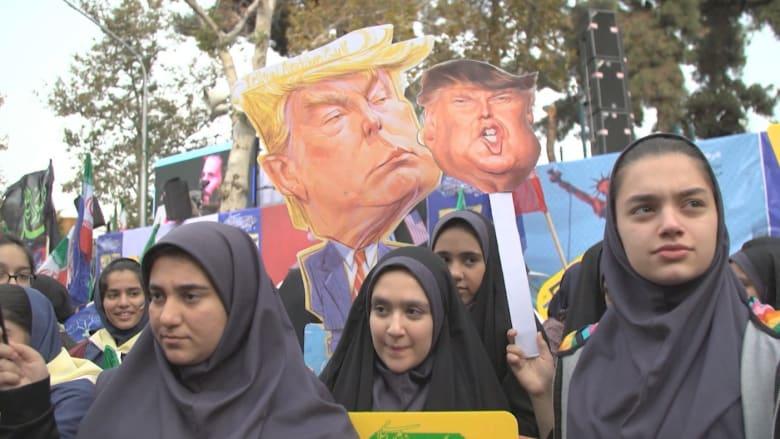 غضب بطهران مع دخول عقوبات أمريكية جديدة حيز التنفيذ ضد إيران