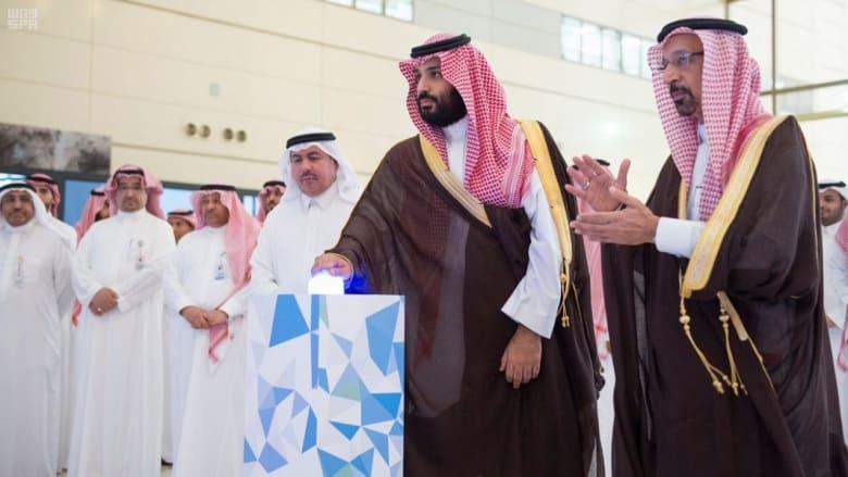 ولي العهد السعودي يدشن 7 مشاريع استراتيجية من بينها أول مفاعل للأبحاث النووية