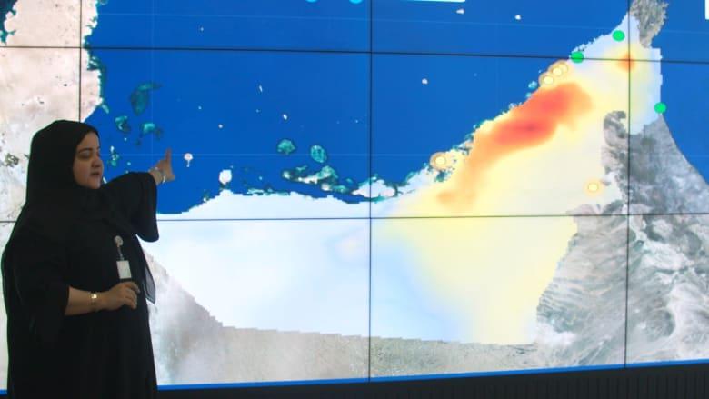مختبر الذكاء الاصطناعي في دبي.. ابتكار جديد لحماية البيئة