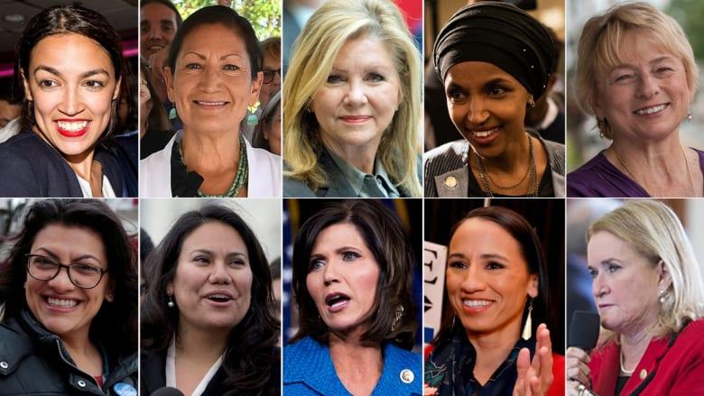 حصيلة الانتخابات النصفية.. نساء يدخلن التاريخ من أوسع أبوابه