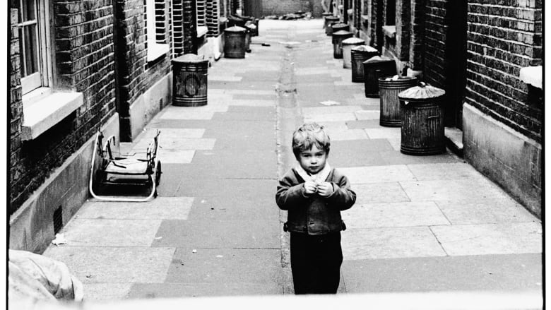 كيف يرى المصور الشهير ديفيد بايلي لندن؟