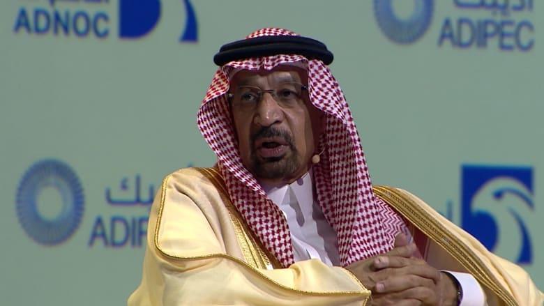 الفالح: سنقوم بكل ما يتطلبه الأمر لتحقيق التوازن بسوق النفط