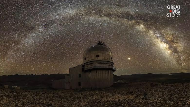 في منطقة لاداخ النائية في الهند.. أفضل تجربة لمراقبة النجوم