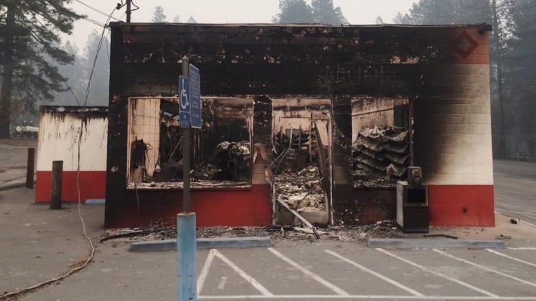 لقطات ما قبل وبعد أقوى حرائق في كاليفورنيا تظهر حجم الدمار