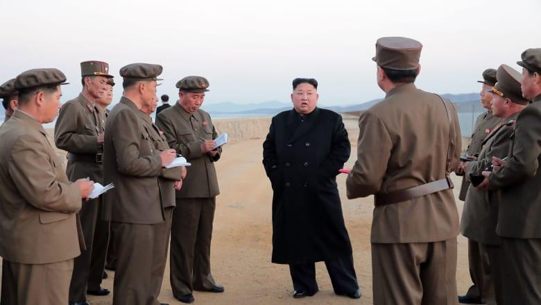كوريا الشمالية تختبر سلاحاً غامضاً جديداً