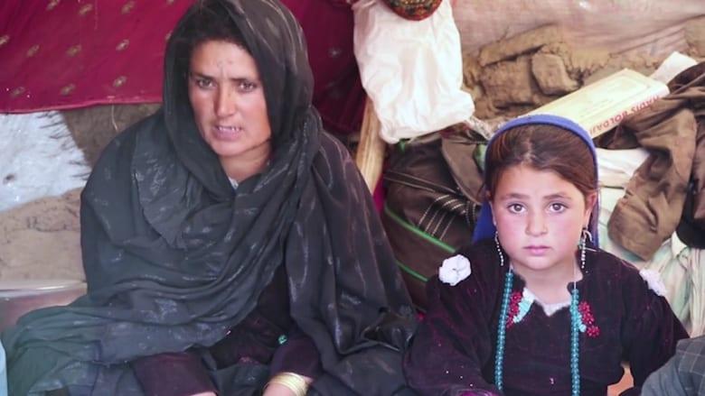 حصري: بسبب المجاعة.. أفغان يبيعون فلذات أكبادهم مقابل المال
