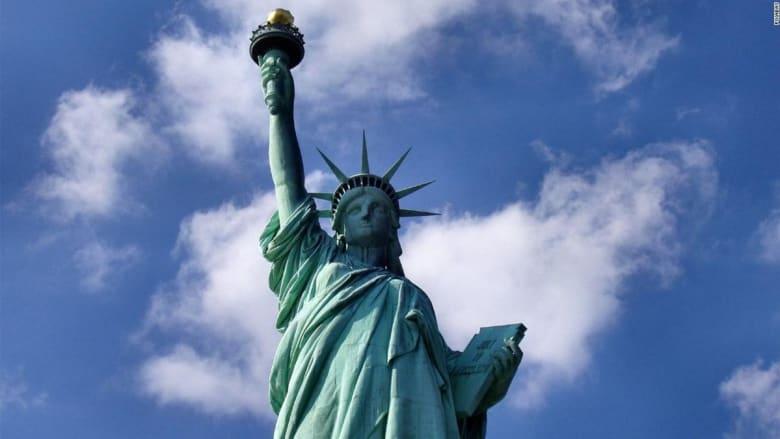"""تعرّف إلى المنزل الجديد لشعلة """"تمثال الحرية"""""""