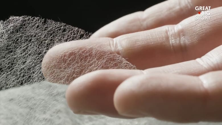 ورق أرق من الجلد البشري.. في ماذا تُستخدم؟