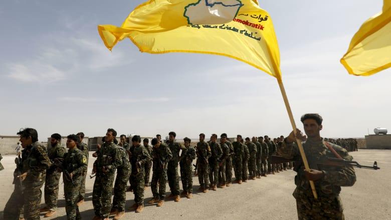تقرير: داعش يقتل 47 مقاتلا مدعوما من أمريكا شرق سوريا