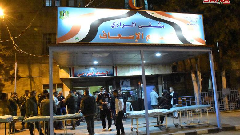 سانا: إصابة 107 مدنيين بحالات اختناق جراء هجوم بغاز سام في حلب