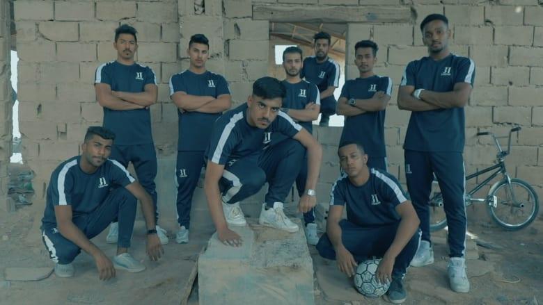 """بحركات مدهشة.. شاهد فريق الاستعراضات السعودي """"ثري تي"""""""