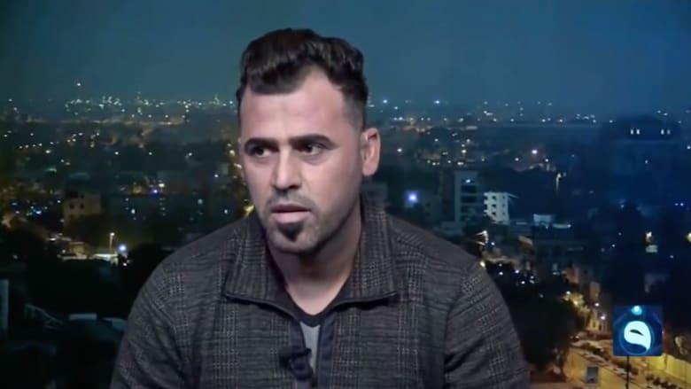 شاهد.. لحظة وقوع زلزال بغداد أثناء مقابلة على الهواء