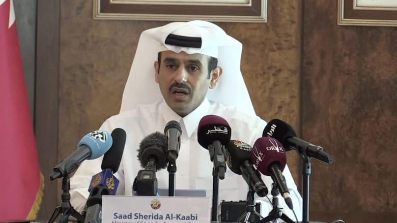 شاهد.. لحظة إعلان قطر انسحابها من أوبك