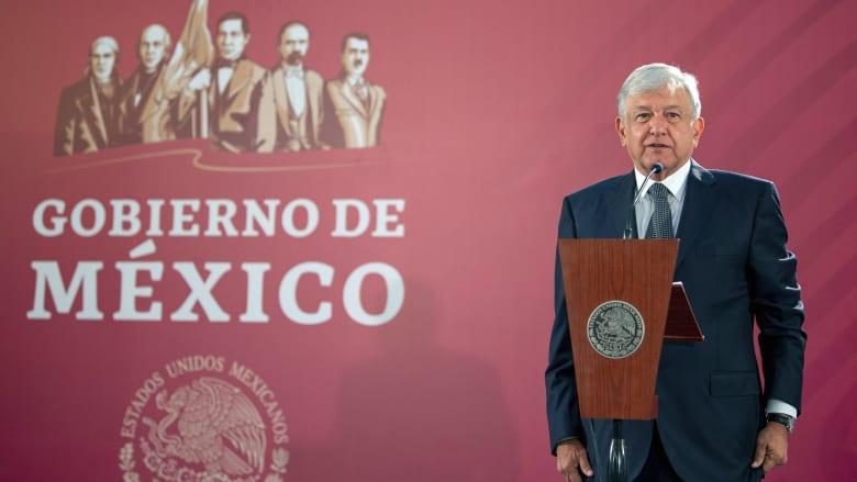 باع الطائرة ولم ينم بالقصر.. رئيس المكسيك الجديد يفي بوعوده