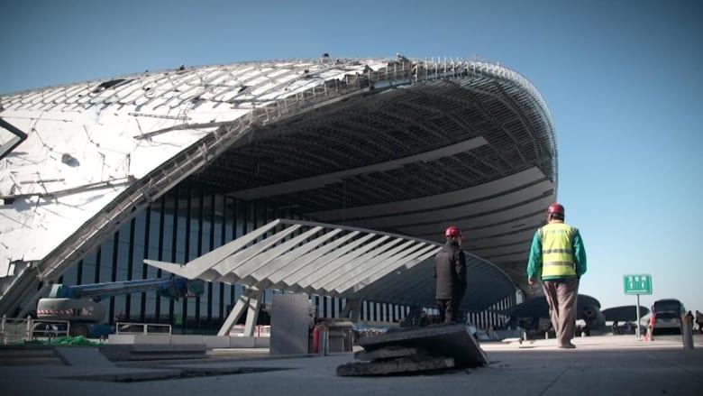 في الصين.. هل سيكون هذا أكبر مطار دولي في العالم؟