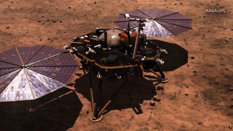 ناسا تلتقط صوت الرياح على المريخ للمرة الأولى على الإطلاق