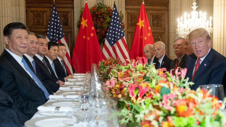 هل توقفت الحرب التجارية بين أكبر قوتين إقتصاديتين في العالم؟