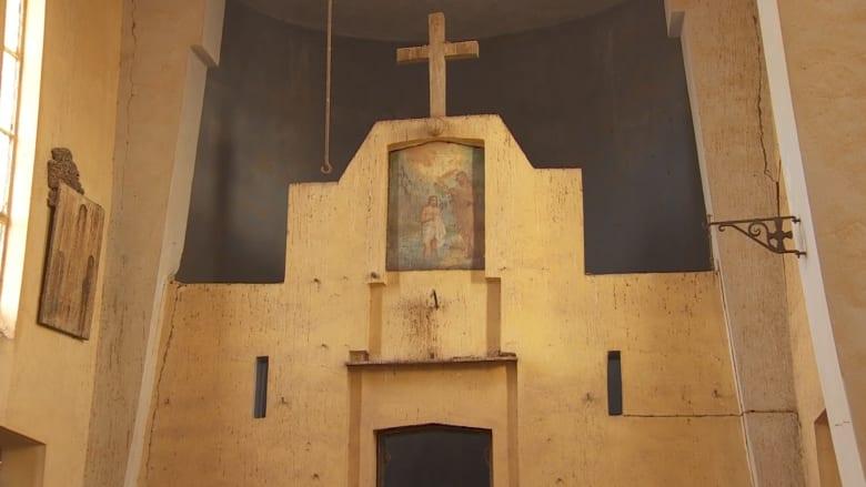 لأول مرة من 50 عاما.. جولة في كنائس قرب موقع تعميد المسيح