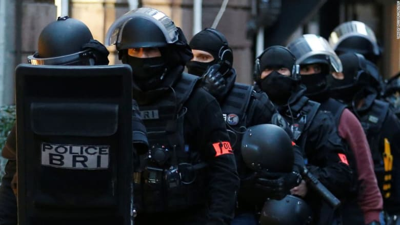 الشرطة الفرنسية تقتل المشتبه بتنفيذه هجوم ستراسبورغ