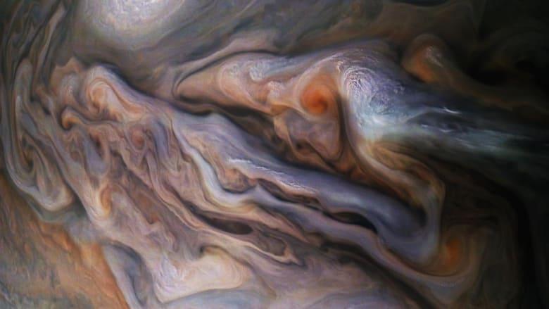 انظر إلى هذه الصور الجديدة المذهلة لكوكب المشتري