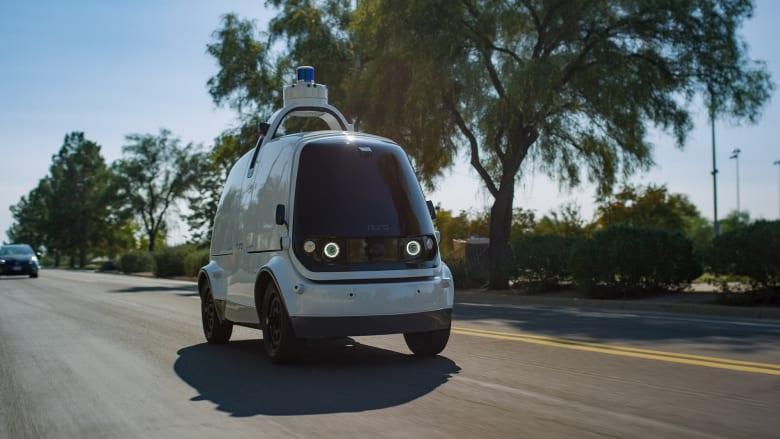بإمكان هذه المركبة الآلية توصيل بضائعك.. هل نراها قريباً؟