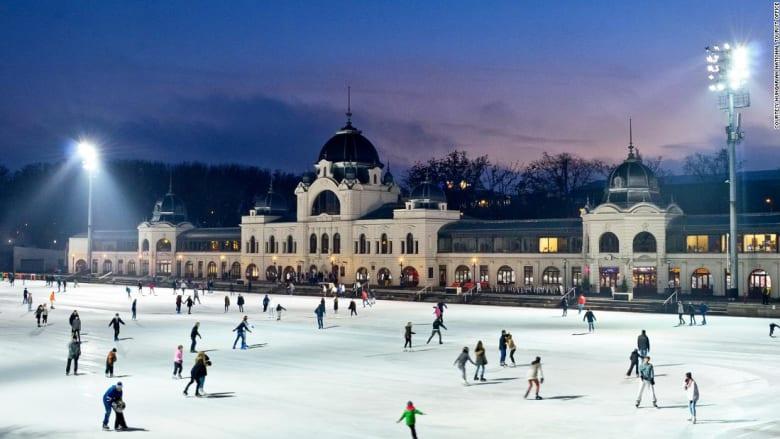 في هنغاريا.. تعرف إلى أول بطلين أولمبيين في التزلج السريع