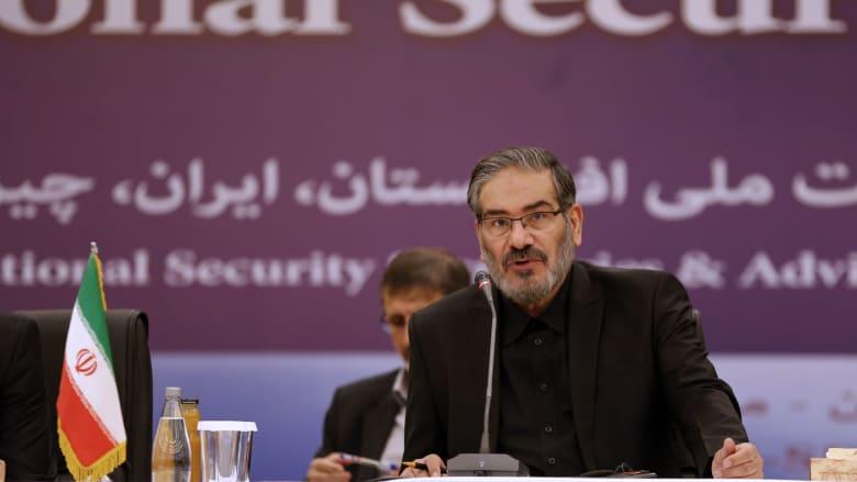 مسؤول إيراني يكشف عن محادثات بين طهران وطالبان في أفغانستان