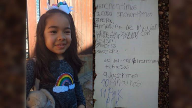 رجل يعثر على بقايا بالون ورسالة من طفلة.. فماذا كتب فيها؟