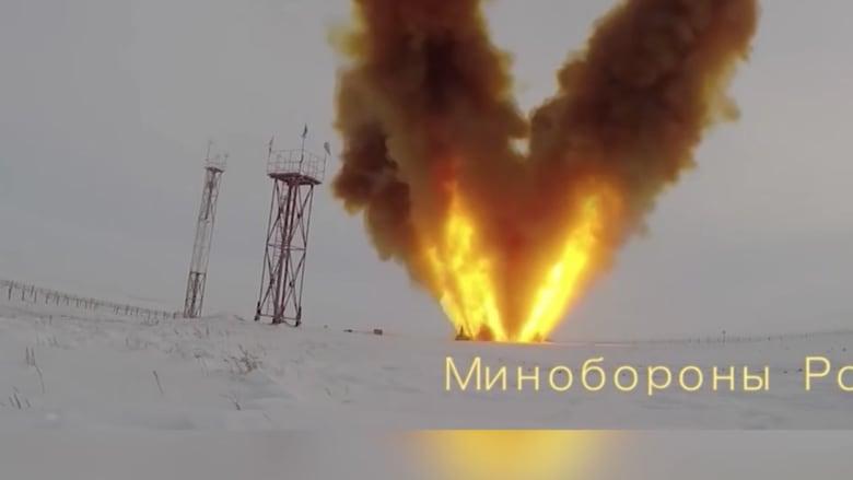 صاروخ روسي أسرع من الصوت بـ20 مرة..هل باتت أمريكا بلا حماية؟