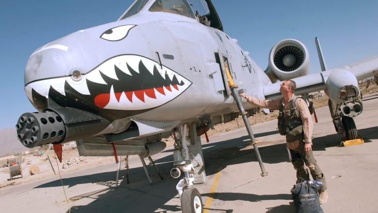 """تعرف على """"الخنزير"""".. مقاتلة أمريكية تخشاها الدبابات"""