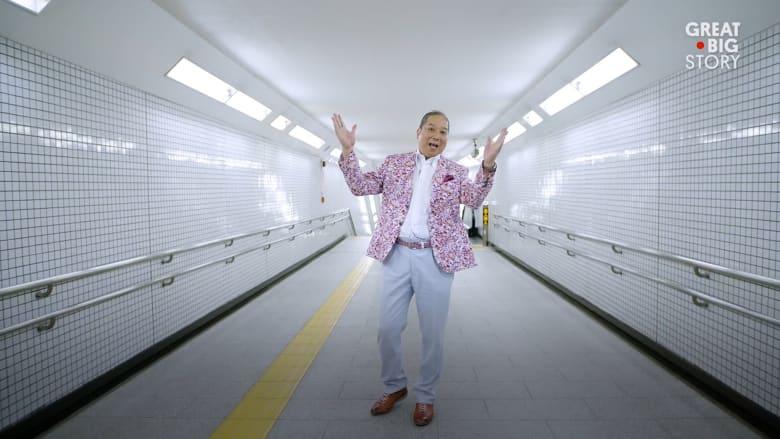 قاباوا الرجل الذي يؤلف الأغاني لجميع القطارات في اليابان