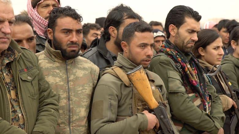 أمريكا تترك حلفائها بسوريا وحيدين.. ماذا ينتظر الأكراد؟