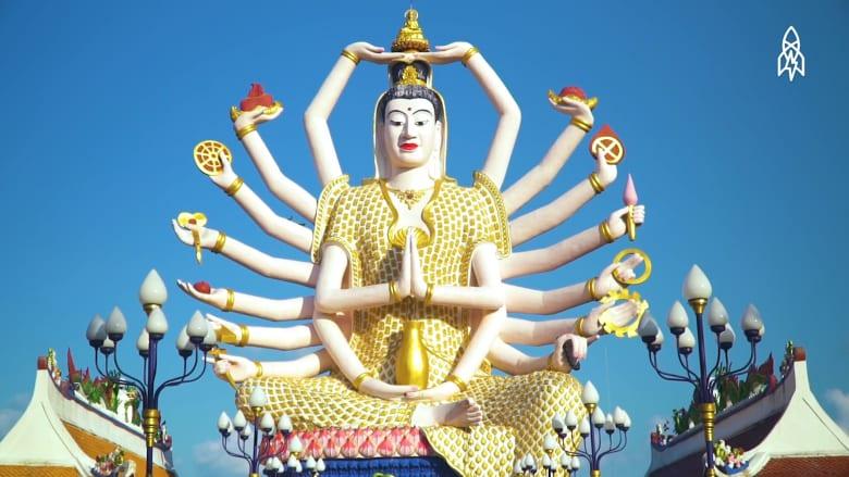 خذ جولة بتايلاند..أرض الـ40 ألف معبد بوذي