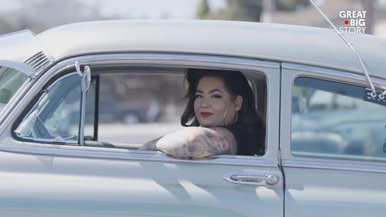 ملكة السيارات المنخفضة أمريكية