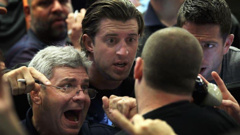 متى تحدث حالات الخوف الجماعي في الأسواق المالية؟