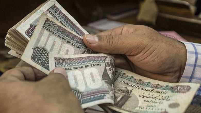لماذا ارتفع الجنيه المصري أمام الدولار؟ بنوك عالمية تفسر
