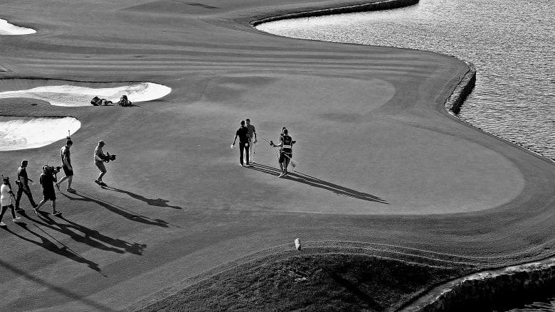 ماذا غرد رياضيو الغولف العالميين عن السعودية أثناء تواجدهم فيها؟