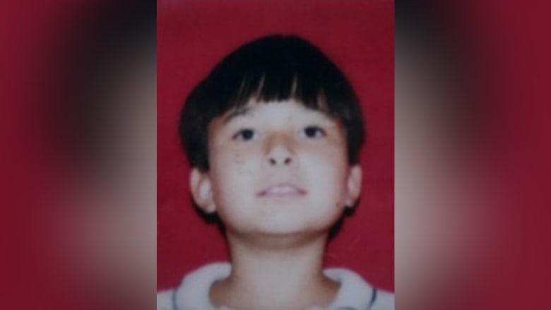 التعرف على هوية رفات صبي بعد 20 عاماً من التحقيق
