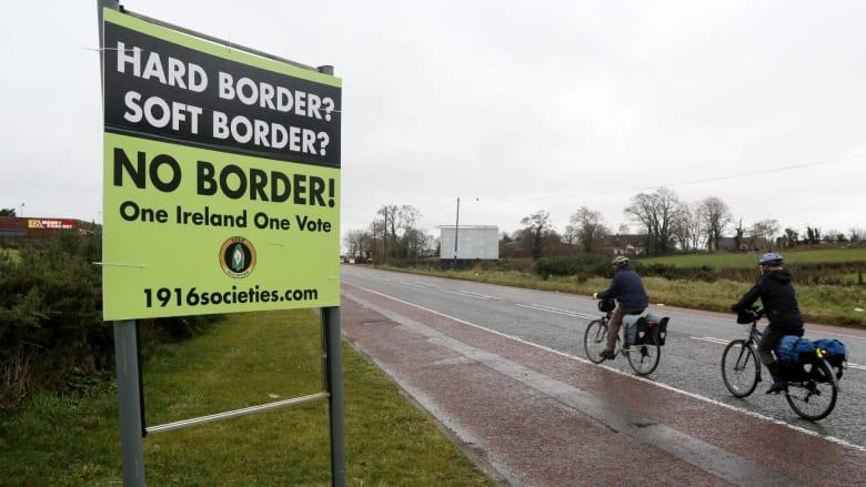 بريكسيت.. ماذا تعرف عن خطة المساندة الأيرلندية؟