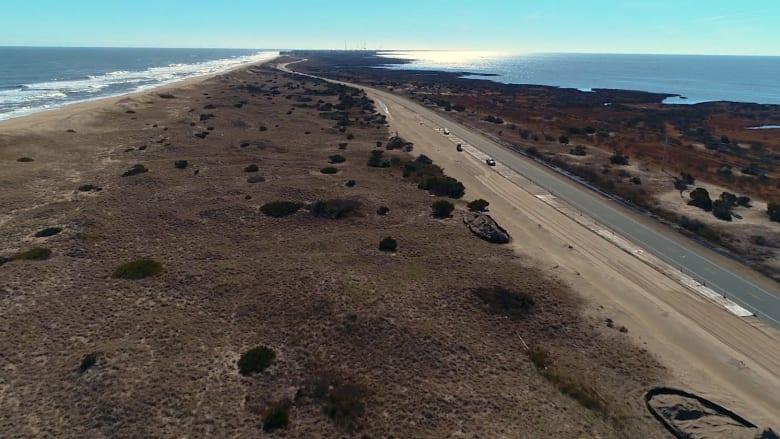 """افتتاح بوابة جديدة تصل إلى جزر """"أوتر بانكس"""" الشهيرة"""