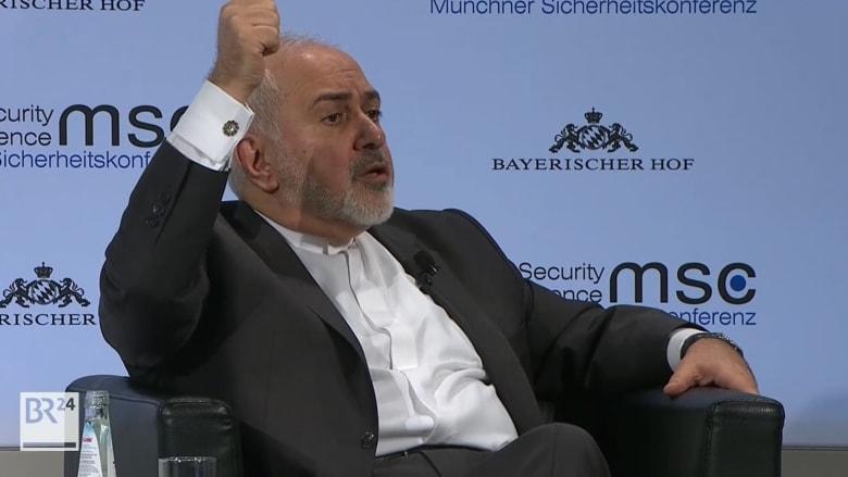 وزير خارجية إيران محذرا: خطر الحرب مع إسرائيل كبير