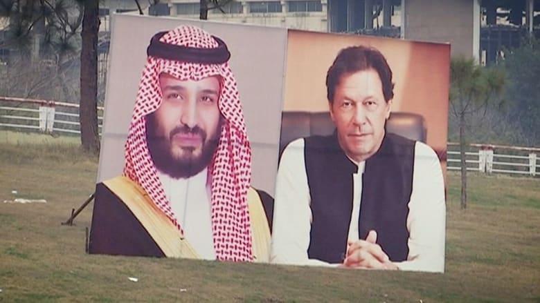 محمد بن سلمان يبدأ جولة بآسيا.. ومراسم استقبال ضخمة بباكستان