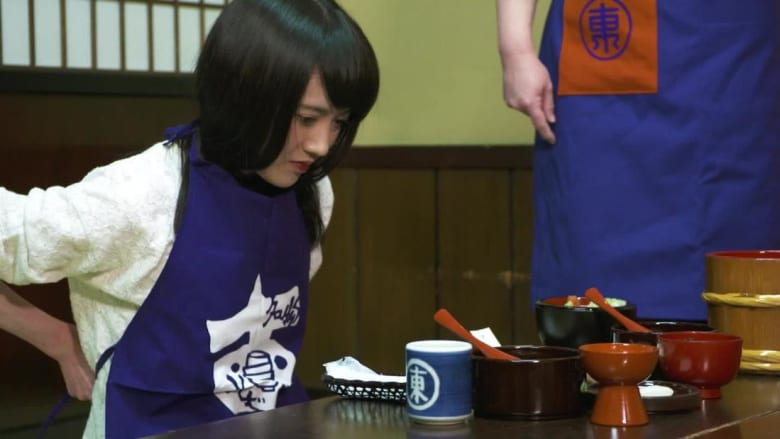 هذه المرأة تناولت 300 وعاء من النودلز بتحدي ياباني
