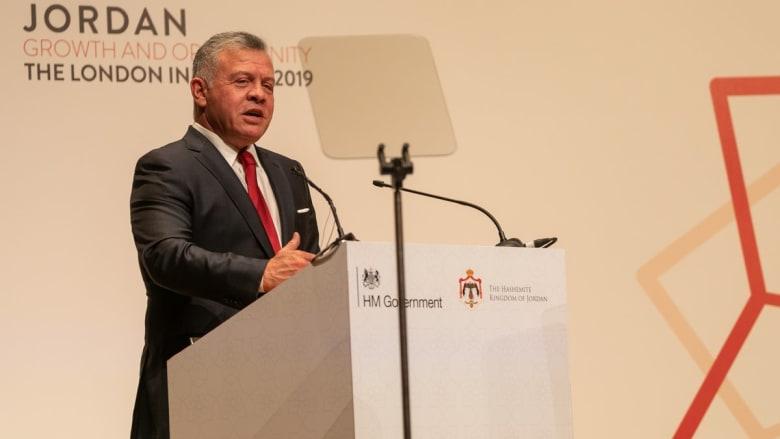 الملك عبد الله يدعو المجتمع الدولي للاستفادة من قدرات الاقتصاد الأردني